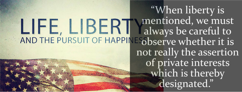 life liberty pursuit